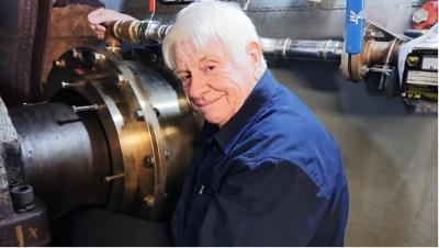 Polymer Pioneer George A. Thomson Wins Prestigious Elmer A. Sperry Award