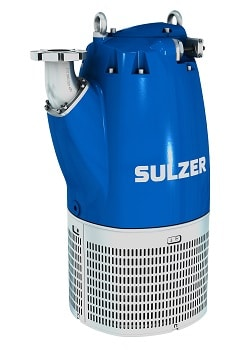 Sulzer Introduces the Latest Addition to the Submersible Dewatering XJ Pump Range