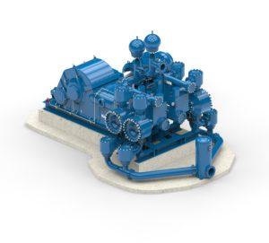 ABEL erhält Auftrag über drei HMQ Pumpen