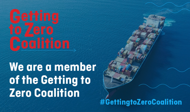 Alfa Laval commits to achieving zero-emission vessels as a member of the Getting to Zero Coalition