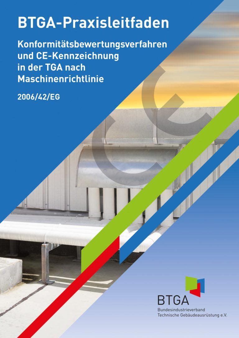 BTGA veröffentlicht Praxisleitfaden 'CE-Kennzeichnung'