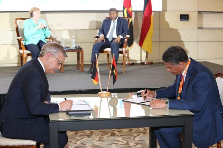Voith unterzeichnet Memorandum of Understanding zum Aufbau eines Trainingszentrums in Angola