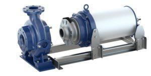 KSB präsentiert neue Abwasserpumpen für hohe Umgebungstemperaturen