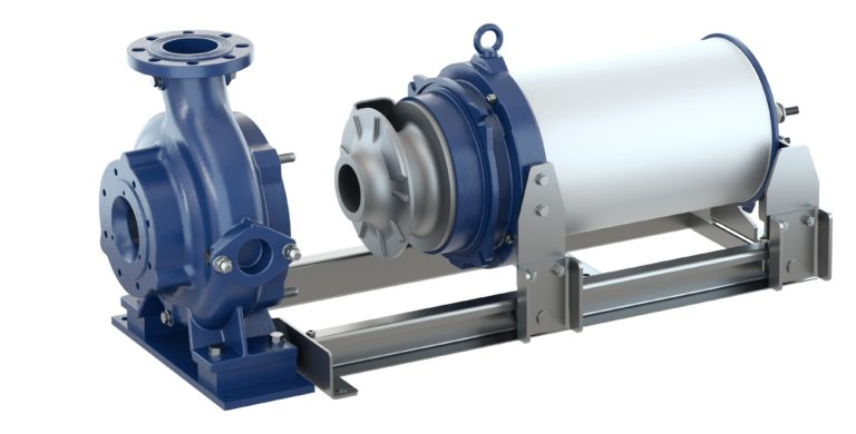 KSB presents new waste water pumps for high ambient temperatures