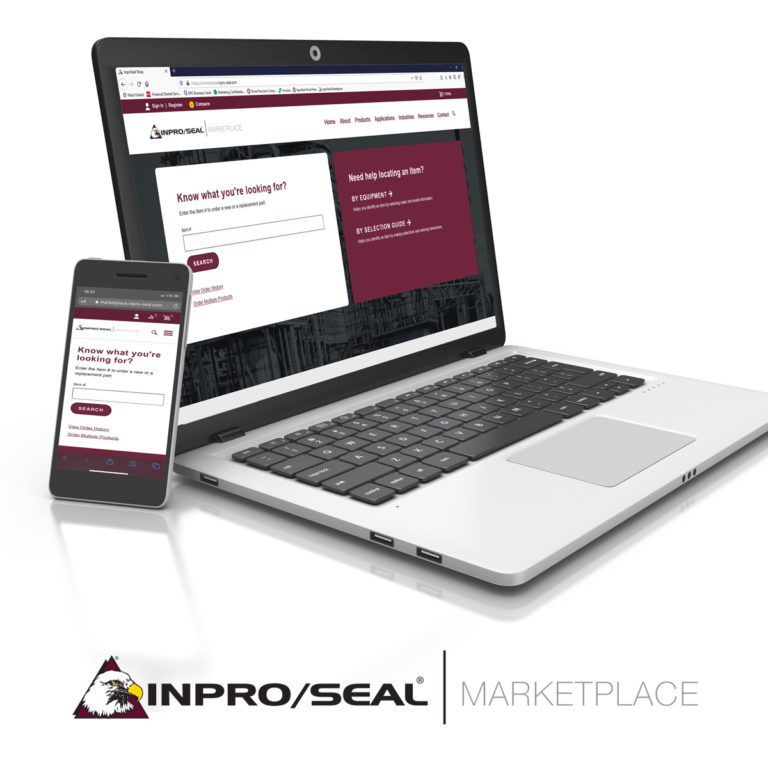 Inpro/Seal Launches Online Marketplace for Reliability Solutions