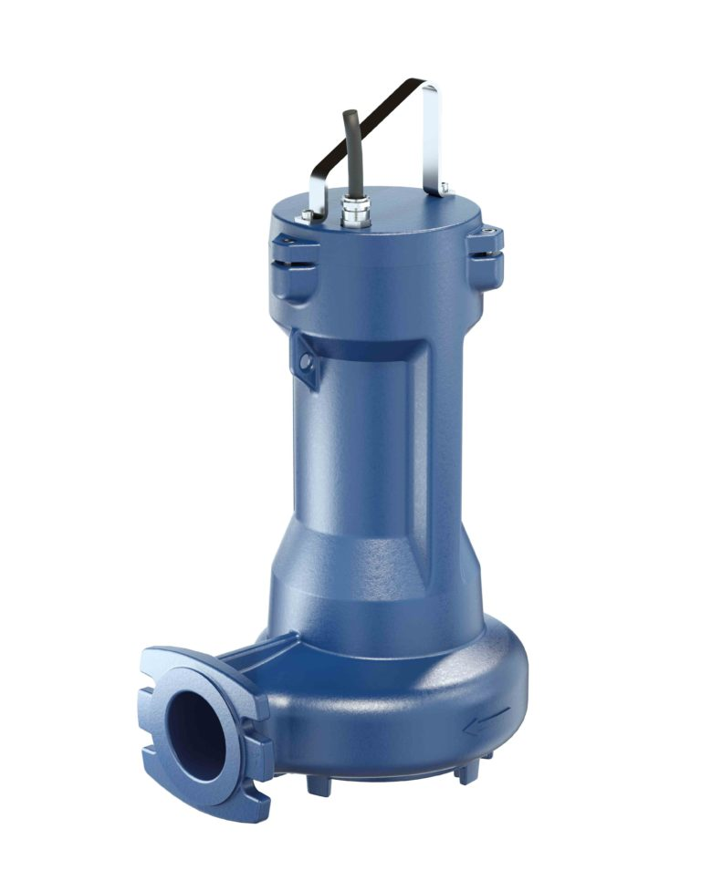 New waste water pump with efficient hydraulic system from KSB