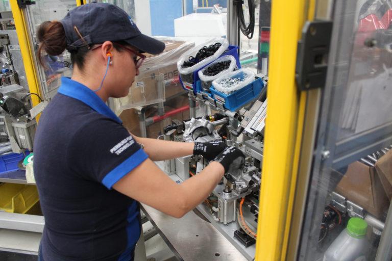 Pumpen für den nordamerikanischen Markt im Wert von 140 MioEUR