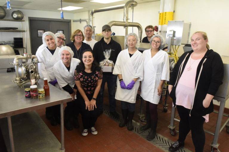 Wilden Donates Saniflo FDA Series AODD Pump To Food Processing Laboratory At Fresno State University