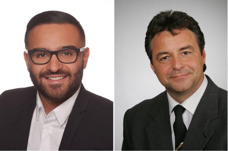 Pentair Jung Pumpen erhöht Kundennähe: Zwei neue Außendienst-Mitarbeiter für Baden-Württemberg