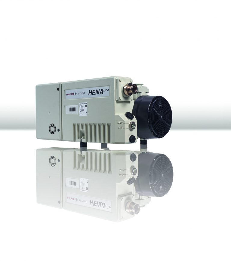 Pfeiffer Vacuum showcases Hena 50 and Hena 70 powerful vacuum pumps for mass spectrometer systems