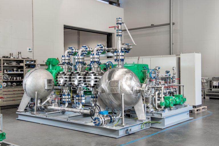 LEWA: Keine Umweltbelastung – Produktion von Weichmachern erfordert hermetisch dichte Prozess-Membranpumpen