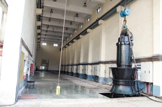 Wilo: 30 Tauchmotorpumpen gegen die Wasserfluten