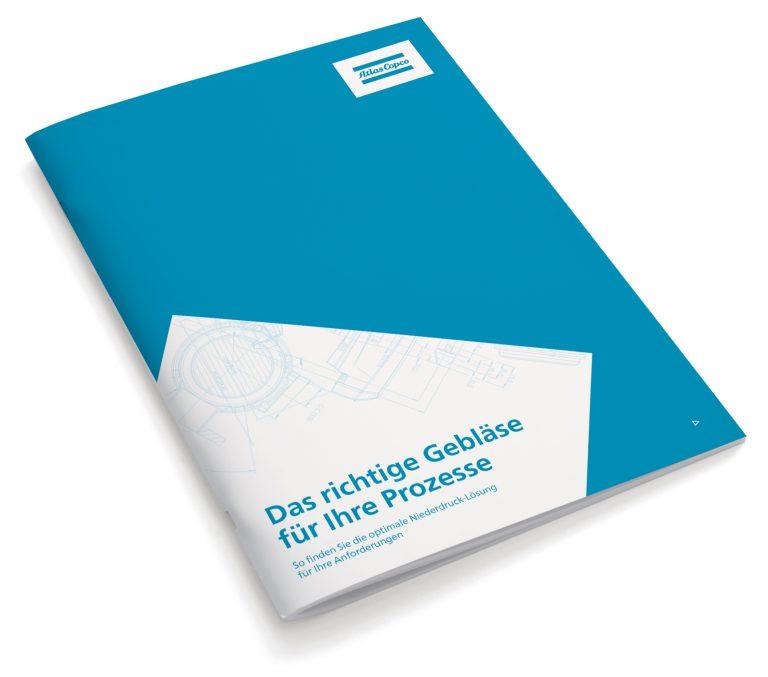 Druckluftversorgung mit 0,3 bis 4 bar: Kostenloses Whitepaper von Atlas Copco