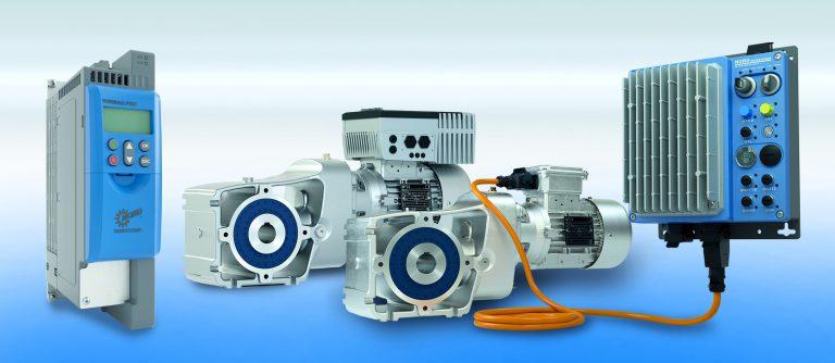 NORD: Frequenzumrichter von 0,25 bis 160 kW