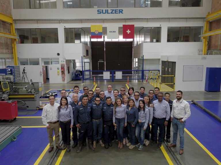 Optimizing asset performance – Sulzer offers long-term maintenance support for Colombian industries