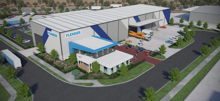 Flender investiert in neue Produktionsstätte in Westaustralien