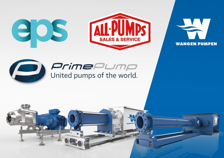 WANGEN PUMPEN further expands its network of international distribution partners