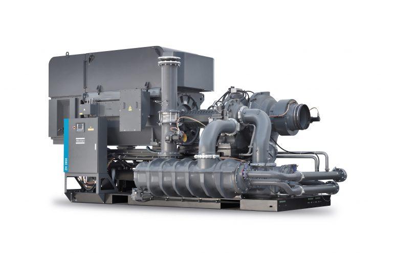 Atlas Copco stellt neue Turbokompressoren für die Prozessindustrie vor