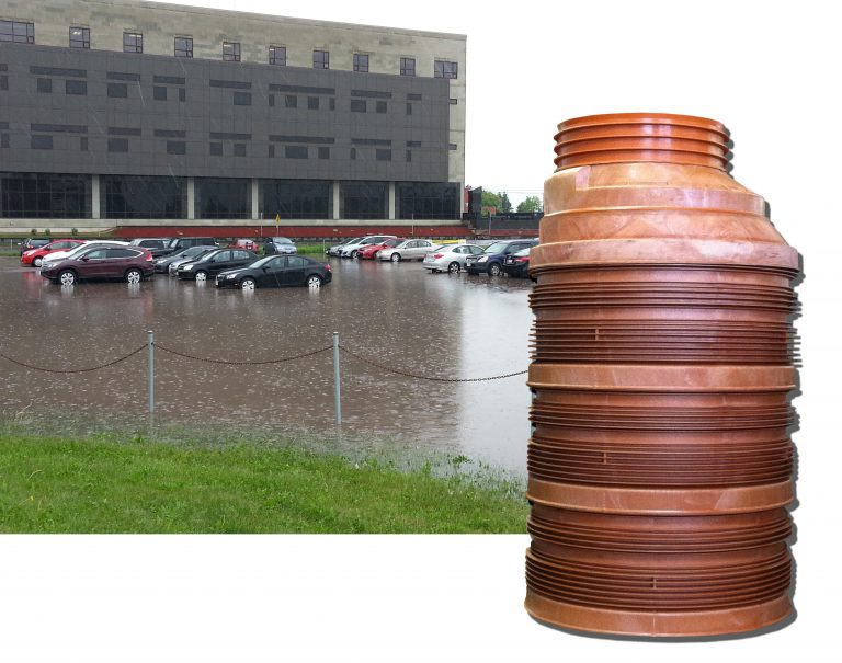 Neuer Kunststoffschacht SKS-D 1000 von Pentair Jung Pumpen