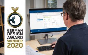 MyGrundfos mit German Design Award ausgezeichnet