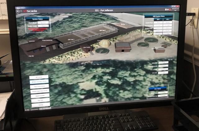 Suffolk County rüstet auf Xylems intelligentes SCADA System auf
