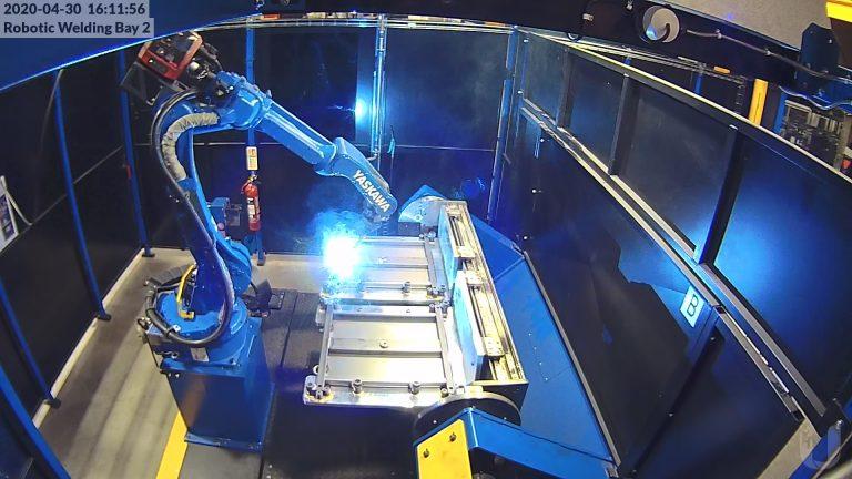 Yaskawa realisiert in Rekordzeit Lösung für Hospital Metalcraft Ltd.