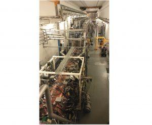 Pfeiffer Vacuum liefert Turbopumpen für die Großforschungsanlage GANIL in Frankreich
