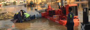 Xylem's pumps and expertise support UAE after unprecedented rainwater flooding
