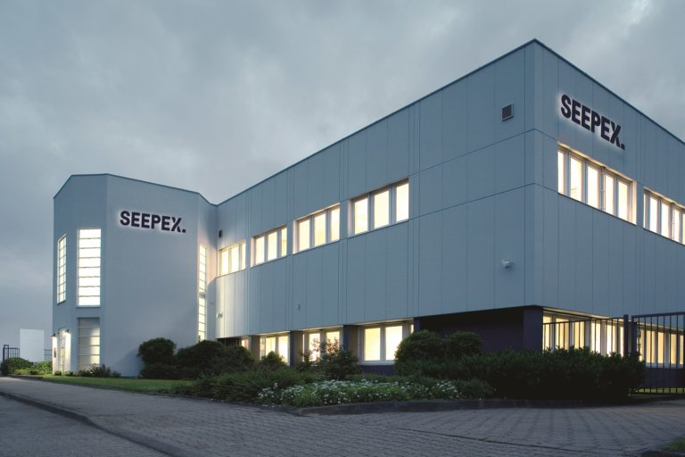 SEEPEX awarded Innovation Champion Title