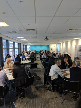 Cross-Sector Learning Underpins British Water Data Conference