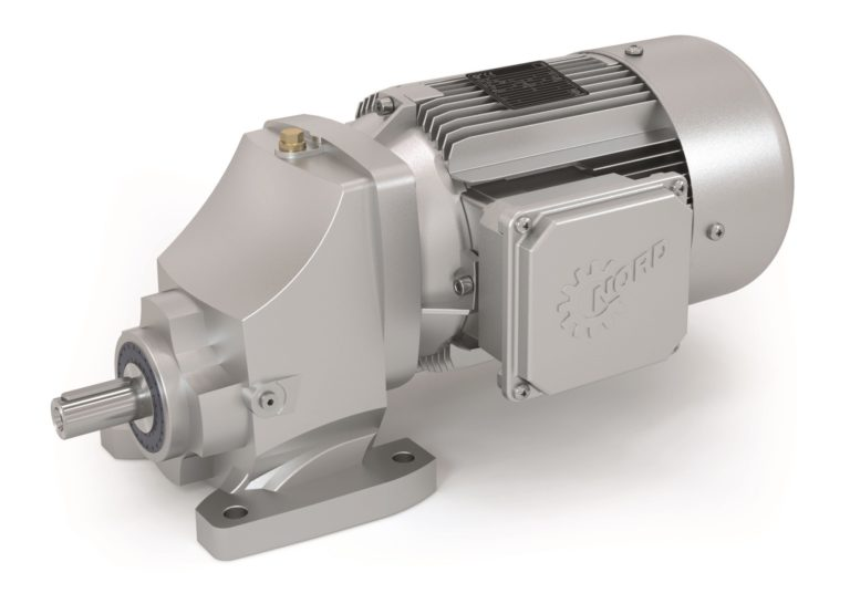 Nord Extends Line of Single-Stage Helical Gear Units with Three New Sizes