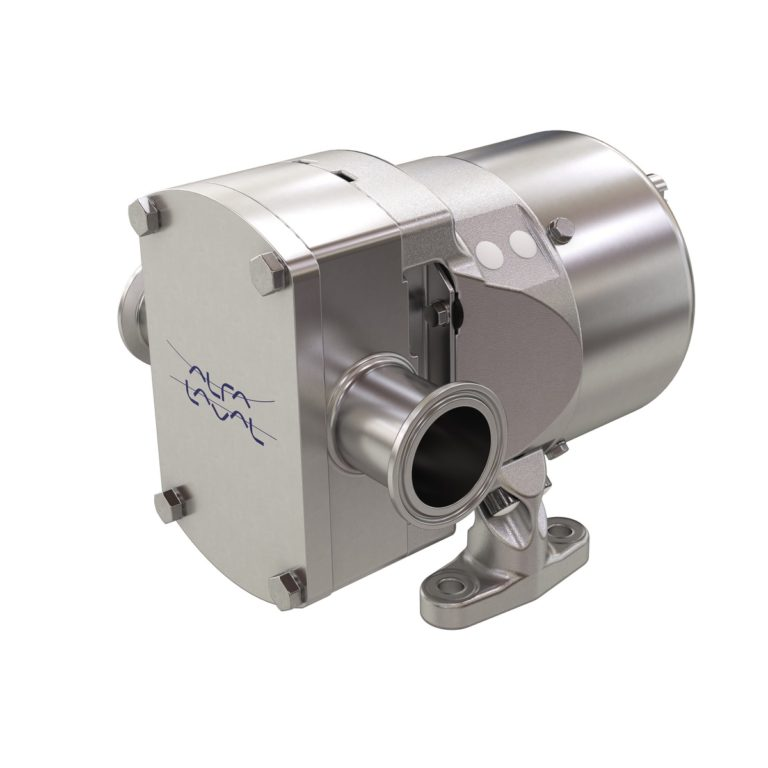 New Optilobe Rotary Lobe Pumps from Alfa Laval