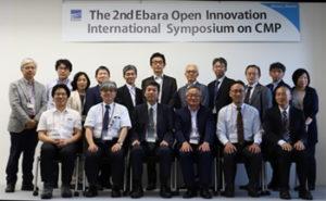 Ebara Organized the 2nd EOI International Symposium on CMP
