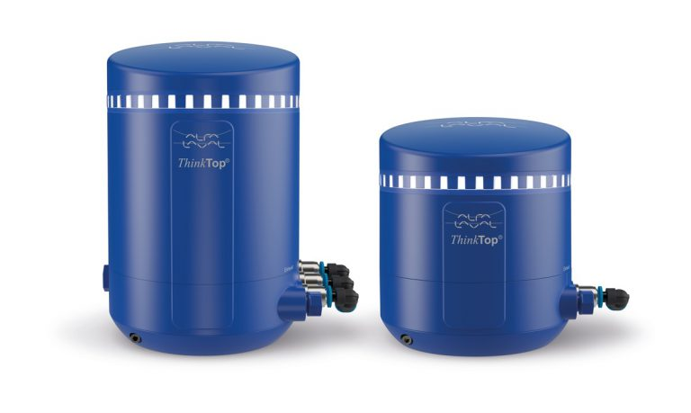 The new Alfa Laval ThinkTop Revolutionizes Valve Sensing and Control Units, Reengineered to meet Customer Needs