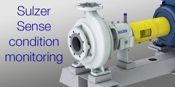 Sulzer Introduces Wireless Condition Monitoring