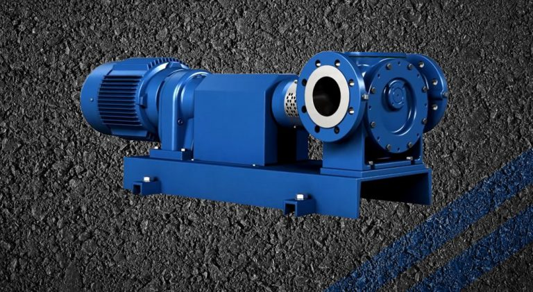 DESMI to reliability engineers: We have the money-saving answer for pumping asphalt and bitumen