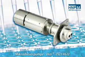 Mikropumpen von HNP Mikrosysteme weltweit im Einsatz gegen COVID-19