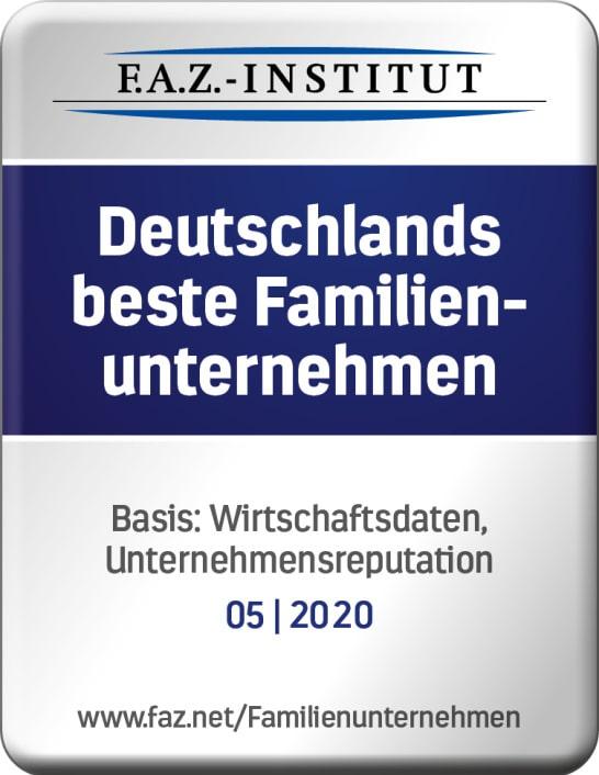 """Wilo gehört zu """"Deutschlands beste Familienunternehmen"""""""