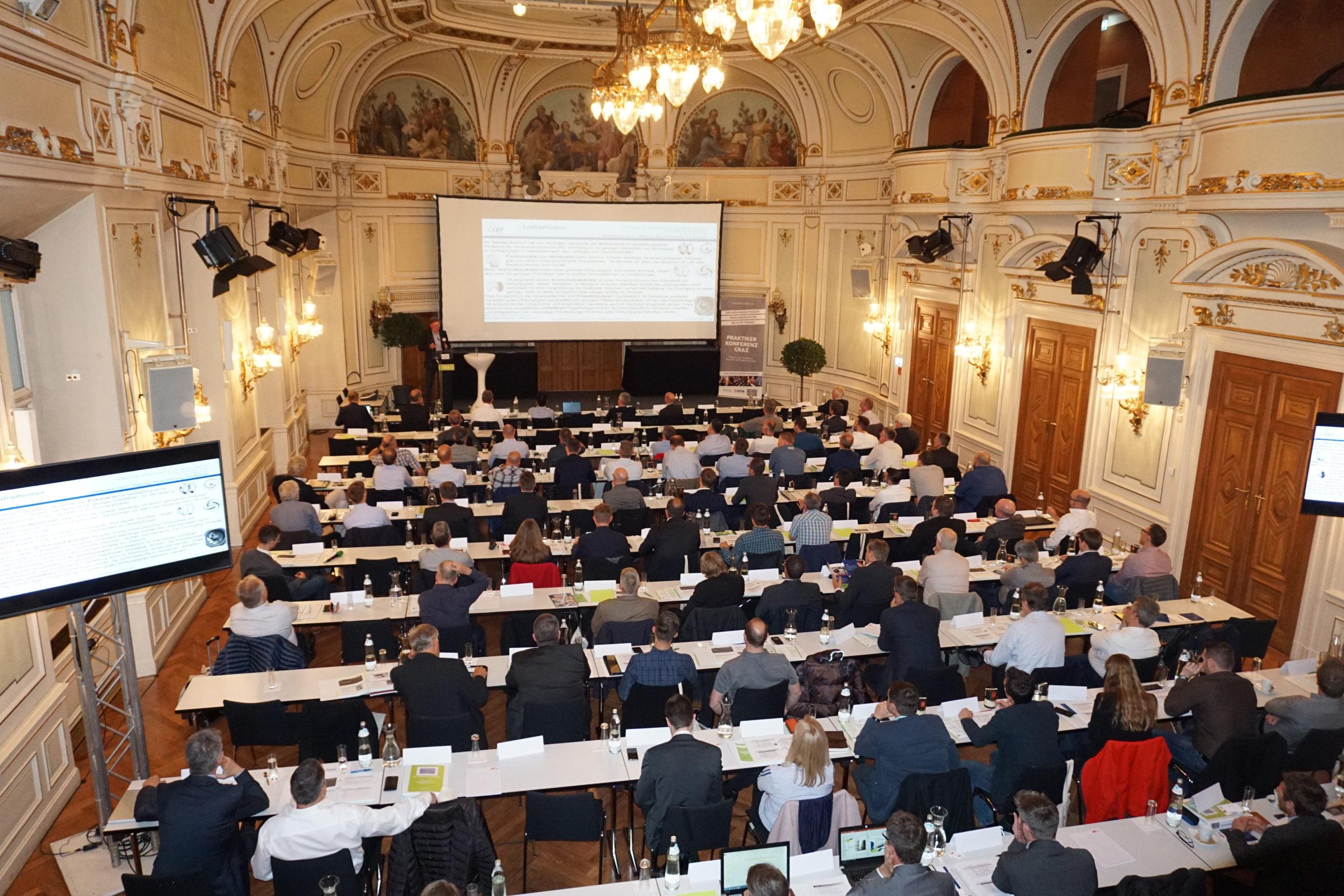 """Jetzt Anmelden! 24. Praktikerkonferenz Graz """"Pumpen in der Verfahrenstechnik, Kraftwerks- und Abwassertechnik"""" 7. bis 9. September 2020"""