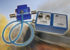 Sensor Technology: Torrque of a Motor Revolution