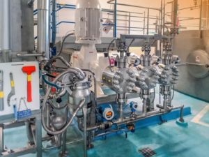 Spray drying in the food and pharmaceutical industries