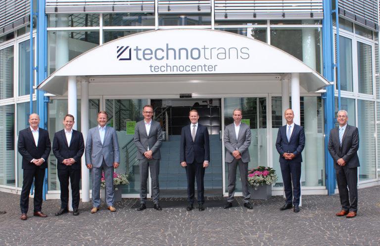 Strategische Partnerschaft von Grundfos mit technotrans – neuer Chiller überzeugt dank moderner Pumpentechnik mit Energieeffizienz