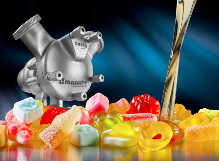 Viscous sugar syrups prove no problem for MasoSine pumps from Watson-Marlow Fluid Technology Group