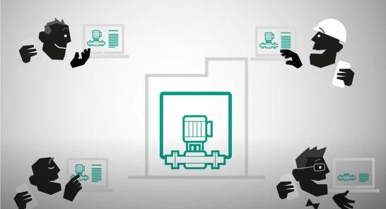 Wilo treibt die Digitalisierung voran – Neues BIM-Portal online