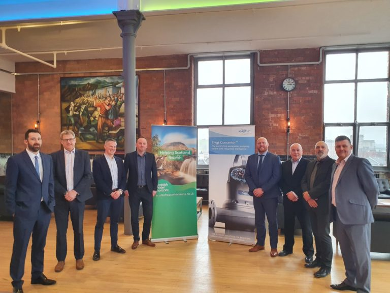 Scottish Water Horizons and Xylem Water Solutions UK Announce New Partnership