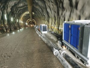 BBA Pumps: Tunnel Dewatering in Panama