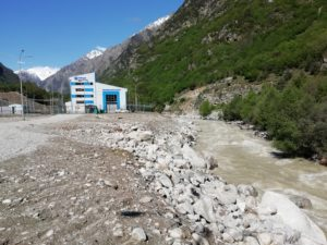 Small Hydropower Plant Verkhnebalkarskaya in Russia Put into Commercial Operation