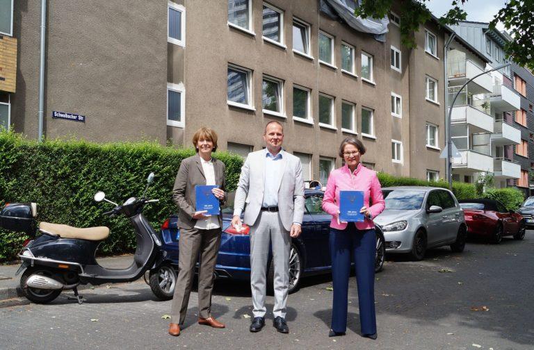 Startschuss für erste NetZero-Gebäudesanierung in Nordrhein-Westfalen