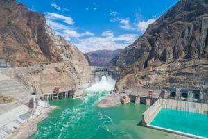 Voith unterstützt China beim Ausbau der Wasserkraft