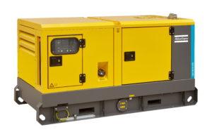 Neuer Stromerzeuger von Atlas Copco mit variabler Drehzahl
